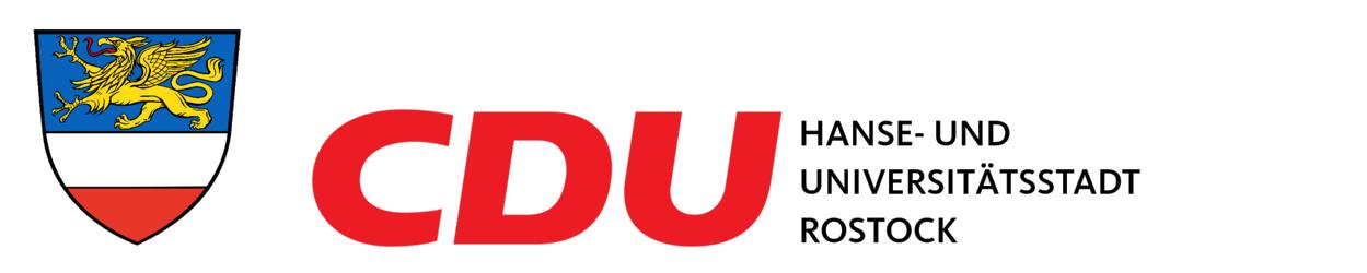 CDU Kreisverband Hanse- und Universitätsstadt Rostoc